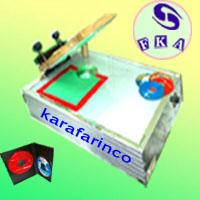 دستگاه چاپ سیلک  karafarinco